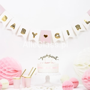 Baner Baby Girl Mix 15 cm x 175 cm.