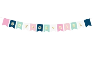 Baner Boy or Girl Mix 15 cm x 175 cm.