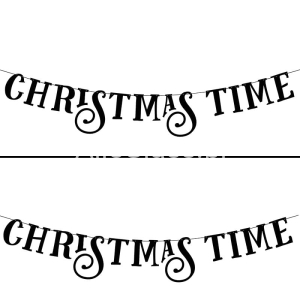 Baner Christmas Time 14 x 80cm